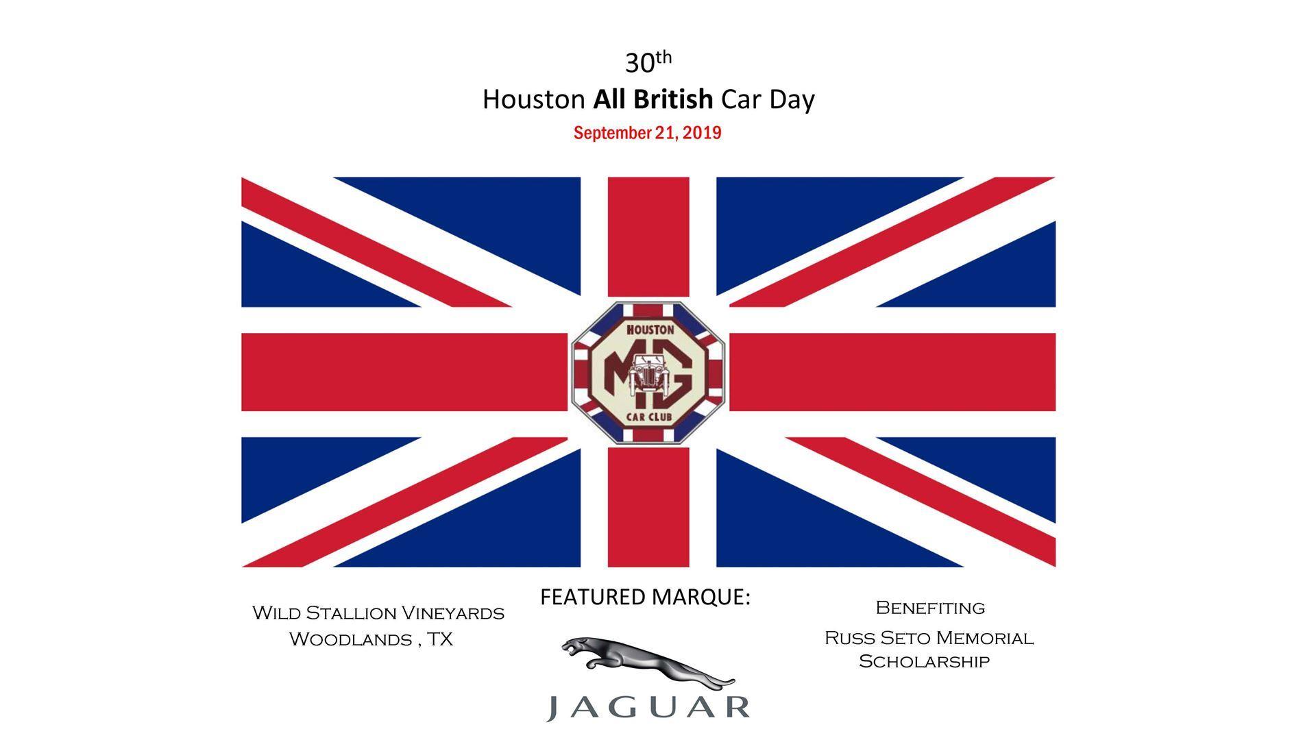 Houston MG Car Club - Home